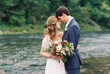 Wedding ideas / Inspiration on wedding