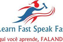 Learn Fast Speak Fast / Aulas de Inglês com Direct Method. Aqui o aluno aprende rápido e claro, FALANDO. 80% da aula é dada em forma de diálogo entre o professor e o aluno. Quer aprender rápido? ACESSEM: www.learnfastspeakfast.com.