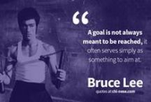 Bruce Lee Quotes / Bruce Lee was a Hong Kong American martial artist, action film actor, and in addition, a very thoughtful and fearless man. Enjoy these most powerful Bruce Lee quotes.