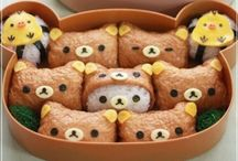 Bento Lunches/Cute Ideas