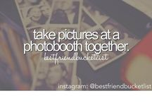 Bucket List ♛ / Before I die, I want to...