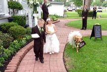 Flower Girls and Ringbearers / Precious pictures of kids involved in the big day
