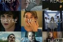 Some stories stay with us forever / Fandoms unite
