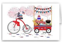 4TH OF JULY in my Etsy Store