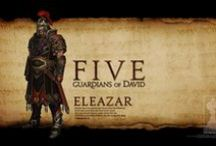 Eleazar / The strongest of the FIVE