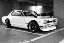 Skylines / Nissan Skylines