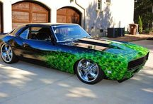 Chevys & Bel Airs / Chevy Bel Air