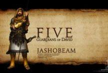 Jashobeam / The smooth talking spear fighter.