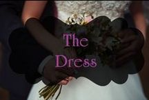 The Dress / Elegant, vintage, modern or meringue - it all starts with the perfect dress. www.bridal101.co.nz