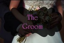 The Groom / From black tie to barefoot on the beach, ideas for the man of the hour. www.bridal101.co.nz