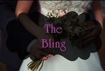 The Bling / Blindingly blinging or subtle and elegant, get that ring on your finger!