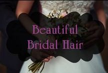 "Beautiful Bridal Hair / Inspiration for beautiful bridal do's, whether your motto is ""the bigger the better"" or simply let it flow. www.bridal101.co.nz"