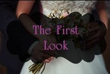 The First Look / When your heart skips a beat and you get that first glimpse of your love ❤️ www.bridal101.co.nz