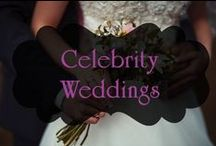 Celebrity Weddings / You may not have their budget but celebrity weddings are an awesome source of inspiration for your big day! www.bridal101.co.nz
