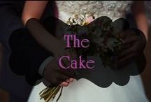 The Cake / Let them eat cake! www.bridal101.co.nz