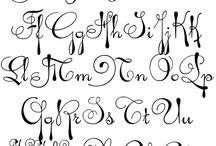 FONTS MUST HAVE