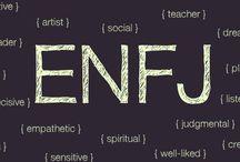 ENFJ - that's me!