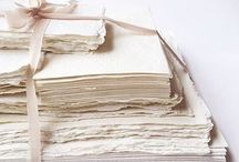FOR THE LOVE OF BEAUTIFUL PAPER