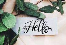 Etsy Store > Brisbane Hand Lettering > Helen Kelly / Brush Lettering, Brush lettering worksheets, Brush pens, Brush lettering exemplars, modern calligraphy, Learn brush lettering, Greeting cards, download and print