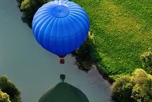 Hot Air Balloons / by Monserrate Corbett