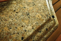 Countertops / Countertop usually refers to a horizontal worksurface in kitchens or other food preparation areas, bathrooms or lavatories, and workrooms in general. Mid-Cape Home Centers has countertops available in Granite, Corian, Silestone, HanStone, Soapstone, Wood, Laminate and Vanity Tops.
