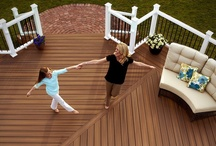 Outdoor Living / Get the most out of your yard and enjoy outdoor living with Mid-Cape Home Centers, decking solutions for homeowners. Create the perfect outdoor living space!