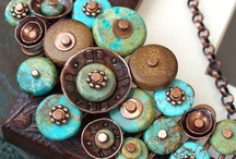 Buttons, Beads and Brooches