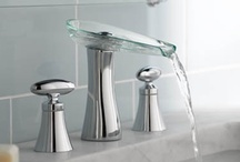 Faucets / Faucets do more than just wash your hands, they brighten up your kitchen and bathroom. Mid-Cape Home Centers offers a wide range of kitchen and bathroom faucets.