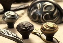 Decorative Hardware / Cabinet handles and pulls add the finishing touch to your cabinetry creating the ultimate comfort zone.