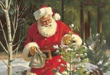 B - Jul nostalgi / jul / christmas