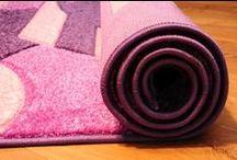 Dywany nowoczesne / Świetne dywany z nowoczesnym wzorem w żywej kolorystyce. Idealnie wpasują się do nowoczesnych, minimalistycznych lub młodzieżowych wnętrz.