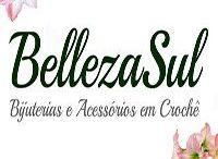 BellezaSul Bijuterias e Acessórios em Crochê / Post do Blog/Criação Carla Rocha.