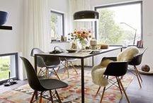 Aranżacje z naszymi dywanami / Kochani a co powiecie na takie aranżacje pokoju? W roli głównej dywany dostępne na naszej stronie www.dywante.pl: