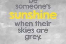 Walkin' on Sunshine. / ALL ENJOY SUNSHINE    Invite All Your Friends