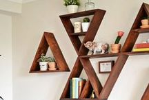 home ideas-diy / Little ideas of things to make for our homes and styling tips