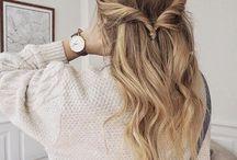 CABELOS E PENTEADOS / Todos os cabelos que queria ter