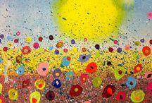 Kuvista 5. luokkalaisille / Integroitavia ideoita ja taidetta taiteen vuoksi!