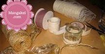 Mangakel  décorations DIY  spécial mariage / photohores, boites à dragées, décorations de table, décoration de l'hôtel