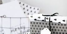 Black and White Christmas Ideas