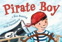 "A Pirate's Life for Me! / The ""Real Pirates"" have left the Milwaukee Public Museum, but young buccaneers can still learn about pirates from any one of these great books available at your your Milwaukee Public Library! / by Milwaukee Public Library"