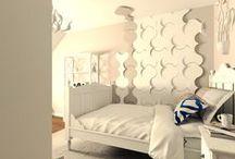 Wall decorative panels / Dekoracyjne panele ścienne