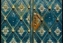 Portes, fenêtres