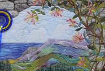 Machine Embroidery and Quilting