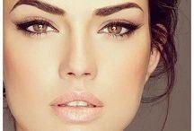 Makeup inspiration  / Beautiful looks we love to recreate.