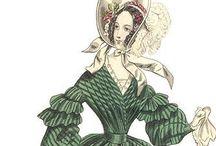 haute couture (1860-1900)