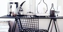 Black and White (Homedecor)