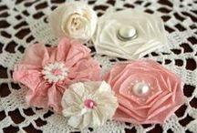 DIY Jolies fleurs fait-main