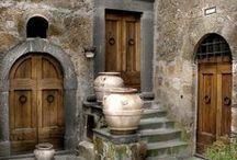 Porte-Portali/Doors-Gates