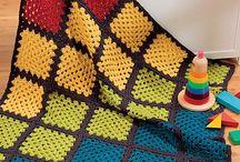 Battaniye-blanket-crochet / by Leyla Seyhan