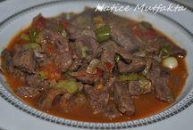 Etli Yemek-meat dishes / by Leyla Seyhan